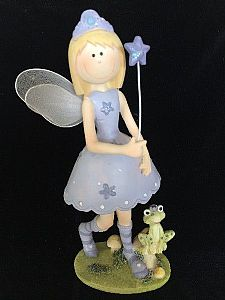 Standing Lilac Fairy