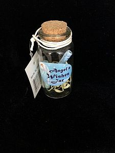 Angel Wishes Jar