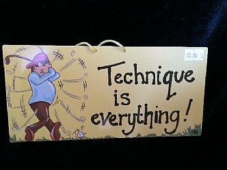 Fun Wall Plaque