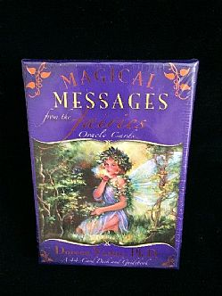 Messages from Your Fairies Oracle Cards