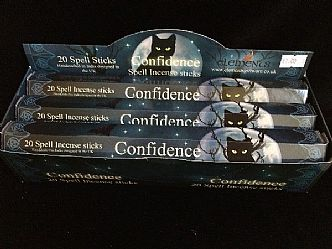 Confidence Incense Sticks