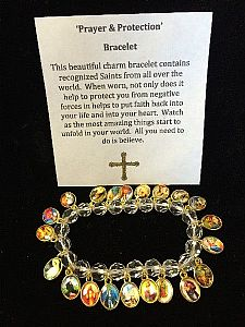 Prayer & Protection Bracelet