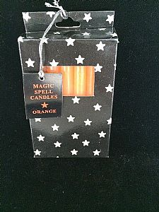 Mini Magic Spell Candles