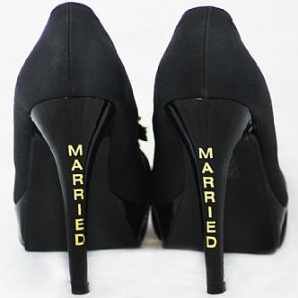 MARRIED - Shoe Transfer